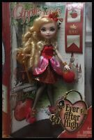 EVER AFTER HIGH APPLE WHITE ROYAL NRFB
