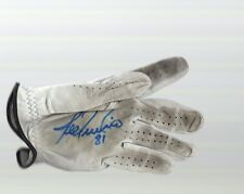 LEE TREVINO HAND SIGNED AND USED GOLF GLOVE       6X MAJOR CHAMPION       JSA