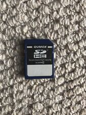 Qumox SDHC Card 4gb