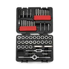 Craftsman 50-piece Combination Tap & Die Carbon Steel Set