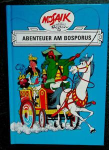 """""""ABENTEUER AM BOSPORUS"""" Ritter Runkel Buch 4 Hannes Hegen Digedags Mosaik DDR"""