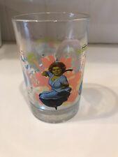 Shrek Fiona collectors vintage glass