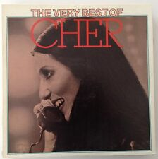 The Very Best of Cher LP Records Vinyl Album UA-LA377-E