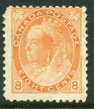 CANADA #82 AVG Original Gum Issue - Queen Victoria - S7967