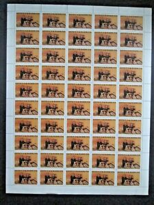 "Antigua & Barbuda - ""JOHN F. KENNEDY"" MNH Stamp Sheet 1984 !"