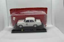 IXO Alfa Romeo Collection Giulietta t.i.1962