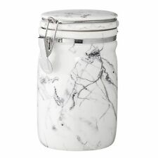 Marble Storage Jar Large, Kilner Tea/Coffee/Sugar Canister by Bloomingville