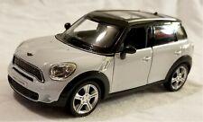 """RMZ City - 5"""" Scale Model Mini Cooper S Countryman White (BBUF555001W)"""