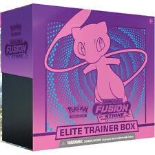 More details for pokemon fusion strike elite trainer box - preorder 12/11/21- new & sealed