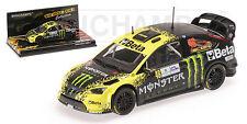 Minichamps Escala 400098946 1/43 Ford Focus WRC 'Beta' Rossi Monza Rally 2009