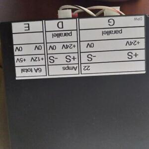 COUTANT / LAMBDA OMEGA MML600 POWER SUPPLY, P/N: E60796, NIB!!!
