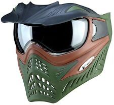 New VForce V-Force Grill Thermal Goggles Mask - SC Terrain - Olive Drab / Brown