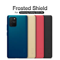 For Samsung Galaxy S10 Lite Nillkin Super Frosted Shield Dust-proof Hard Case