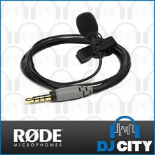 Rode SmartLAV+ Lapel Microphone Broadcast Lavalier Mic For Smart Phone Devices