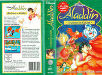 (VHS) Aladdin - Dschinni in Gefahr - Edition 2 (Walt Disney)