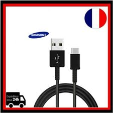 CABLE CHARGEUR USB DATA TYPE-C CORDON RAPIDE ORIGINAL SAMSUNG GALAXY S8 S8 PLUS