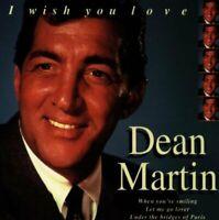 Dean Martin - I Wish You Love (CD) (1996)