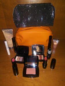 New Lancome Lot Makeup Bags, Lipsticks, Blushes, mascara+ More