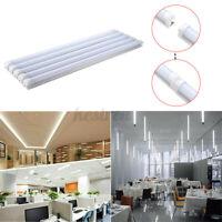 10Pcs T8 12W LED Tube Light Fixtur 1.6FT Shop Light Linkable Ceiling Lamp  F