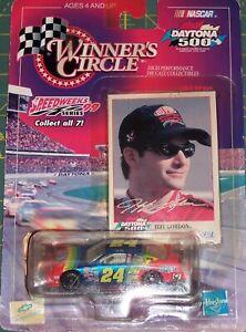 Winners Circle Jeff Gordon #24 Speedweeks Daytona 500 NASCAR #56261 ©1998