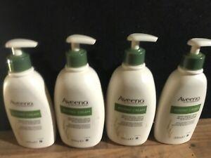 Aveeno Cream 2x500ml & 2x300ml bottles