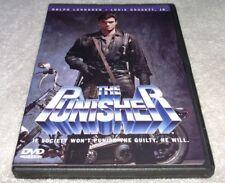 The Punisher (DVD *RARE opp DOLPH LUNDGREN