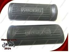 VINTAGE VINCENT FOOTREST RUBBER B C D RAPIDE BLACKSHADOW COMET FT158V