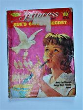 Vintage 1963 Princess Picture Library Magazine Comic No.55 Sue's Circus Secret