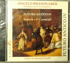 ANGELO BRANDUARDI - FUTURO ANTICO IV CD NUOVO E SIGILLATO