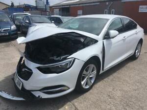 2017 Vauxhall Insignia SRI Nav 1.6 Turbo Diesel Salvage Accident Damaged