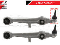 FOR AUDI A4 A6 A8 FRONT LOWER SUSPENSION FRONT WISHBONE CONTROL ARM LEFT + RIGHT