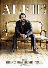 Alfie - The Bring Him Home Tour (DVD, 2012)