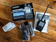 Yaesu FT2DR C$FM Digital & Analogue 2m / 70cms Transceiver