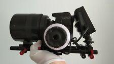 Anamorphic setup - Canon 1200 D Camera with custom anamorphic lens