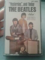 The Beatles Yesterday And Today 1966 Capitol Cassette Tape