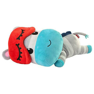 Fisher Price 30cm Sleeping Time Plush/Soft Animal Zebra Kids/Child Toy 12m+