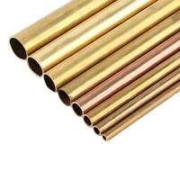 500mm Brass Pipe Tube Round Bar / Rod 6-20mm for Transfering Modelmaking imal