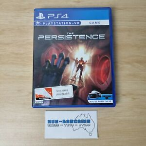 The Persistence - PS4 Sony PlayStation 4 PS VR PSVR persistance