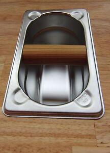 Kaffeesatzbehälter Abschlagbehälter Abklopfkasten Tresterbehälter Kaffeesatz