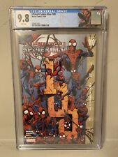 Ultimate Spider-Man #100 CGC 9.8  Custom Label Spider-Man