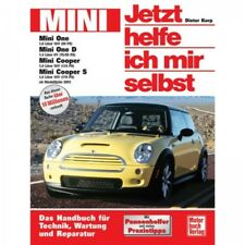 Mini One/One D/Cooper/Cooper S, Typ R50/R53 2001-2006 Reparaturanleitung