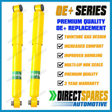 2 Rear GT Gas Shock Absorbers Ford Falcon BA BF FG Sedan Fairmont 2002-2013 Pair