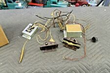 Vintage Hammond 122 Tremelo Kit Leslie B3 Chorale/Tremolo 2-Half Moon Switches