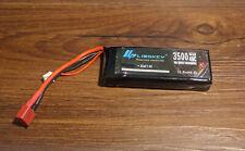 2S Lipo 3500 mAh 40C 60C Burst Battery for WLtoys 144001 124019 RC Car