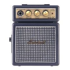 MARSHALL MS-2C mini amplificatore portatile a batteria per Chitarra iPhone iPad