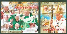Mosambik Mozambique 2012 - Papst Benedikt XVI Benoît Benedict Benedetto Bento **