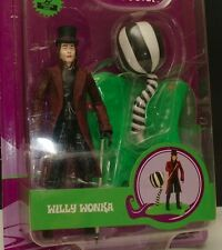 Willy Wonka Charlie and the Chocolate Factory Action Figure Fun Rise