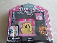 Disney Doorables Beast's Chateau Mini Stack Play Set. New in package!