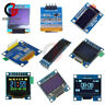 0.66/0.91/0.95/0.96/1.3 inch 4/7Pin I2C IIC SPI OLED LCD RGB Blue Yellow/White