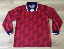 Umbro prototipo Inglaterra Estilo Camiseta De Fútbol Talla L en muy buena condición ver descripción